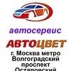 Автосервис кузовной ремонт покраска авто Москва