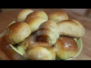Булочки со сгущенкой - РЕЦЕПТ! Biscuits with condensed milk - RECIPE! -- Elena Stasevich HM