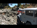 RC Trucks scale offroad 4x4 Adventures - Vaterra Ascender _ RC4WD FJ Cruiser - rock crawling trail