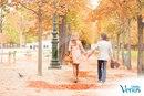 Как начать выходные правильно? Отправиться с любимым наслаждаться красотой осенних парков!: )