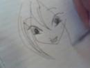 Я рисую Винкс Рокси и блум