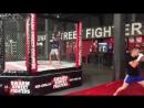 Тренировка MMA Swarm street Fighters Kulik Sergey