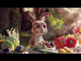 Трогательная сказка о пасхальном зайце