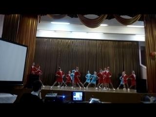 Танец стюардесс))Анюта, 21.01.2017
