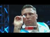 James Wade vs Gerwyn Price (Dubai Duty Free Darts Masters 2017  Quarter Final)