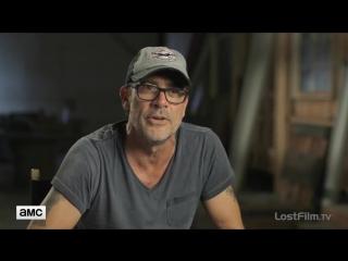 Ходячие мертвецы | The Walking Dead | 7 сезон | Джеффри Дин Морган о своей роли | Озвучено LostFilm
