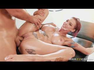 Anna bell peaks & keiran lee - massumptions [big tits, blowjob, milf, massage, oil, redhead, squirt, секс, порно, 2017]
