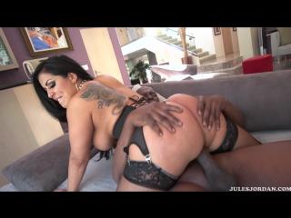 Kiara mia - bra busters 4 (2013) [hd 1080, interracial, black, porno, sex, hot, latina, milf, big tits, ass, anal, blowjob]