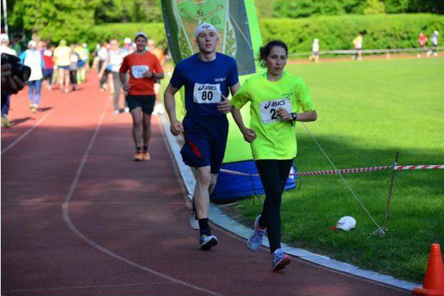 Жительница Карачаево-Черкесии за сутки пробежала 206 километров