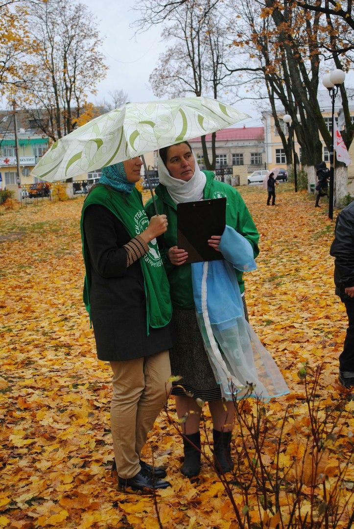 Взаимодействие с коллегами из Муромской области.
