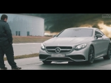 Тест драйв от Давидыча Mercedes S coupe 63 AMG