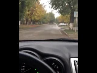 Рельсы в Усть-Каменогорске