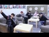 [BACKSTAGE][161207] B1A4 @ KBS
