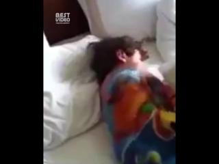 Как правильно будить сына