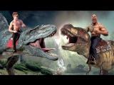 Zac Efron  Dwayne The Rock Johnson- Valentines Day BFFs!