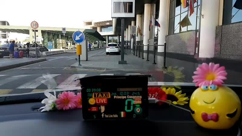 ◀💛 Taxi Live ™ 💛▶ ▸ Italia Principe Casanova Milan 25°☀ @vk @vklive @taxi @talk @taxi