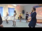 Танец учителей на ПЗ 2017