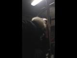 #БольшеТрэша Спор в автобусе. Я проиграл спор и ставлю на аву фото Азиза Мразиша(((