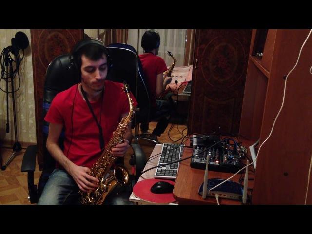 Круто cover Saxophone Майкоп 2017