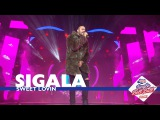 Sigala ft. Bryn Christopher - 'Sweet Lovin' (Live At Capitals Jingle Bell Ball 2016)