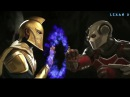 Injustice 2 - Доктор Фэйт против Дэдшота - Intros Clashes rus