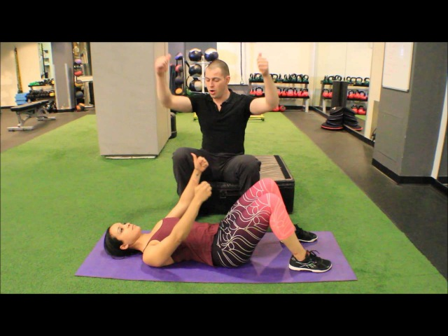 Serratus Anterior Isolated Activation (An update, by request, of one of our most popular videos)
