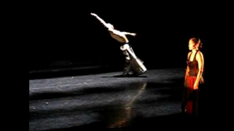 Anouk van Dijk 's work 《Bliss》BMDC 2008 Tao Ye 's Solo