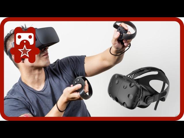 12 лучших VR-игр для HTC VIVE и Oculus Rift
