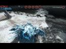 Играем в Evolve Stage 2 12 - Тренинг. Охота против ИИ Монстр Бегемот-ледник 1080p60