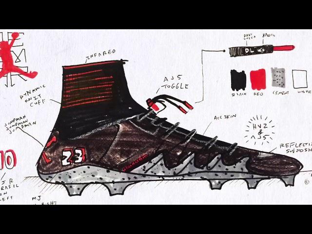 Nike представляет совместную коллекцию NJR x JORDAN