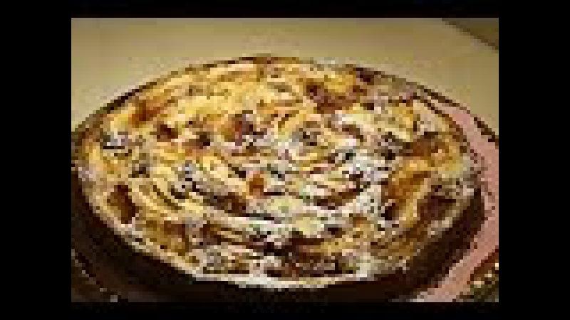 Torta di mele e noci: dolce facile, veloce e buonissimo :)