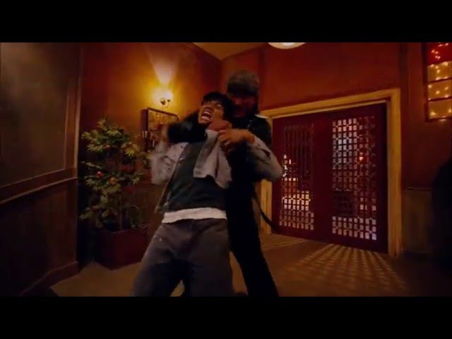 Tom Yum Goong (The Protector) - Staircase Fight Scene - HD