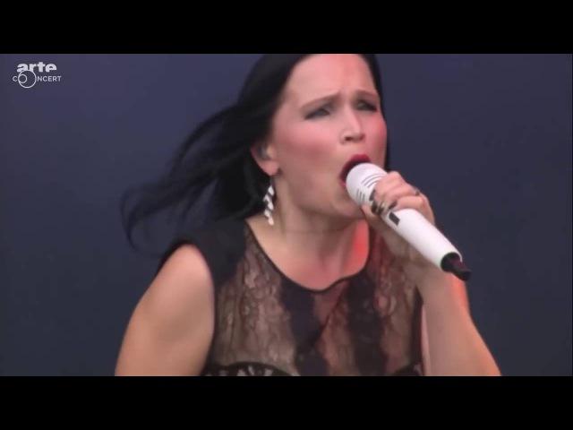 Nightwish (Tarja) Medley Hellfest 2016 Live