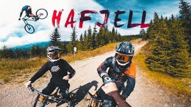 THE BEST BIKEPARK IN EUROPE - Luis Gerstner | GoPro Downhill Edit