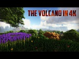 The Volcano In 4K The Map That Deserves To Be Official - ARK CinematicShowcase