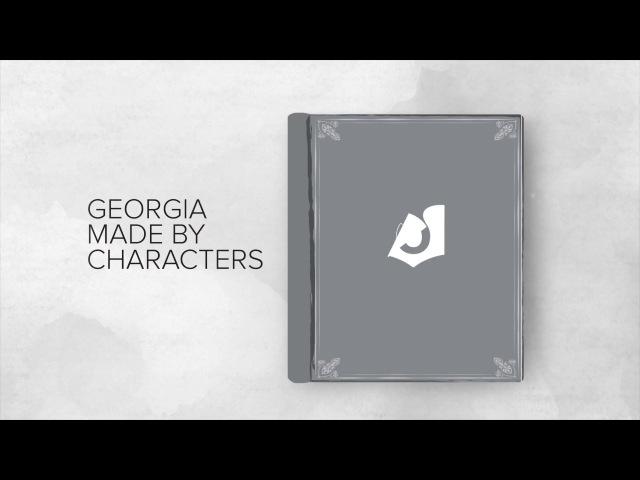 GEORGIA MADE BY CHARACTERS ანბანით მოთხრობილი საქართველო