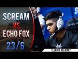 CSGO | G2 ScreaM vs Echo Fox (dust2) @ ELEAGUE Season 2
