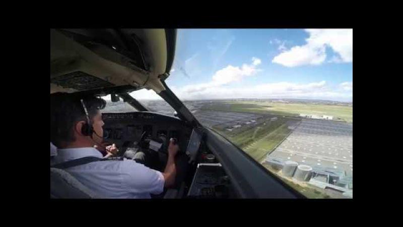 Сложные посадки глазами пилотов | cockpit view