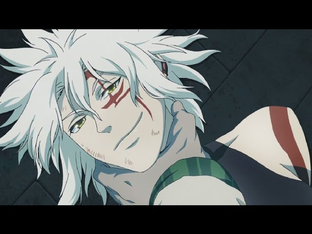 D. Gray-man Hallow「AMV」 - Hero