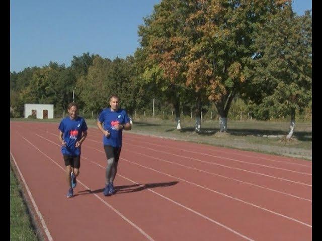 Бегом через всю Москву — двое старооскольцев приняли участие в международном марафоне