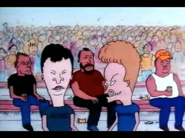 Трэйлер (Реклама). Бивис и Батт Хед уделывают Америку (1996)