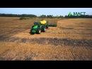 Нулевая технология обработки почвы и сеялка John Deere 1890