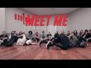 Mickey Valen MEET ME ft. Noé Choreography by Melani Horváth x Vivien Lengyel