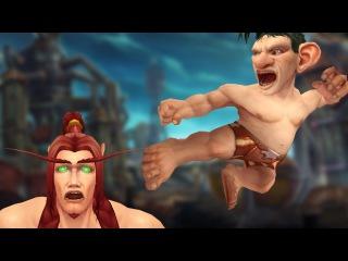 6 Типов PvP игроков в World of Warcraft