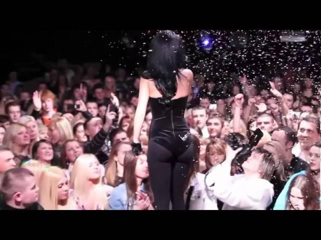 INNA live - Club Malibu (Vilnius - Lituania)