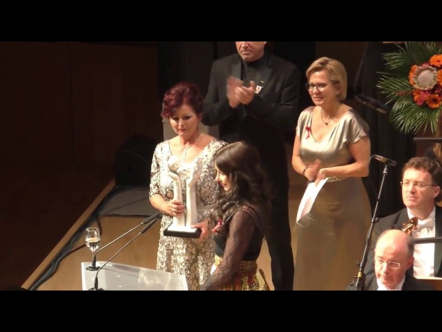 12. Hope-Gala mit Conchita, Gregor Meyle, Sofia Thomas, Heinz Rudolf Kunze uvwm.