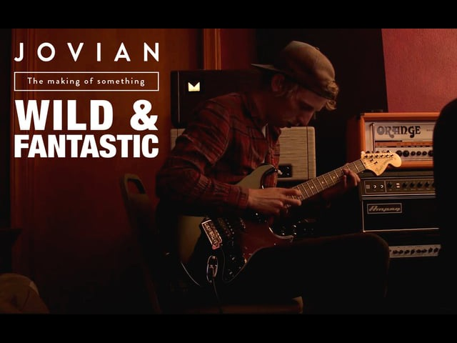 Jovian The Making of Something Wild Fantastic