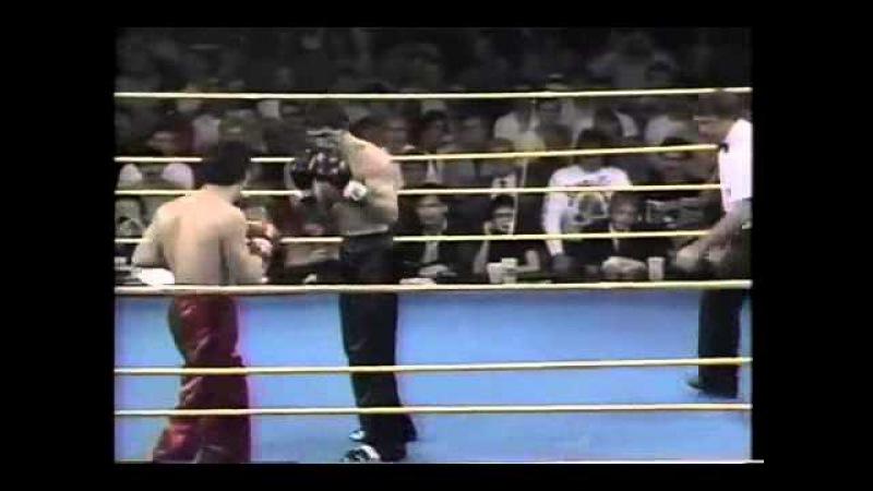 BRANKO CIKATIC VS DON WILSON 1987