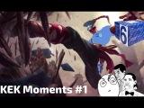 KEK Moments 1. Postman Lee Sin