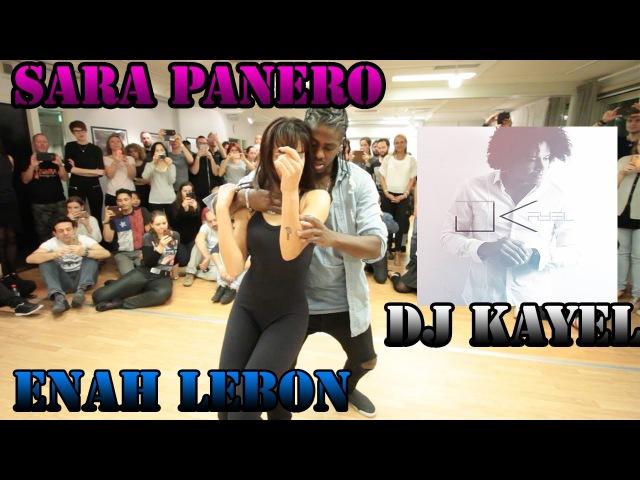 Enah Lebon Sara Panero on Russian Roulette Kizomba Remix by Dj Kayel